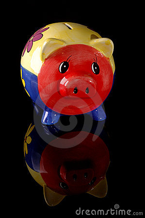 Free Piggy Bank Stock Photos - 5262013