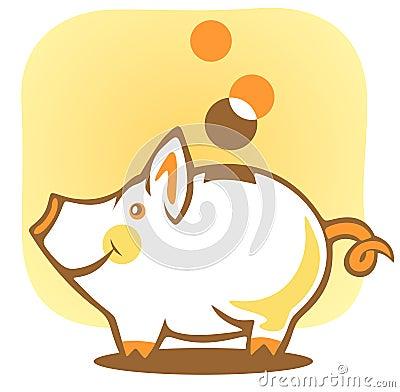 Free Piggy Bank Stock Photo - 5505390