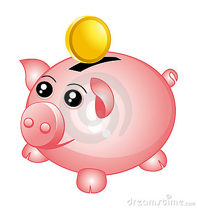 Free Piggy Bank Stock Images - 8859134
