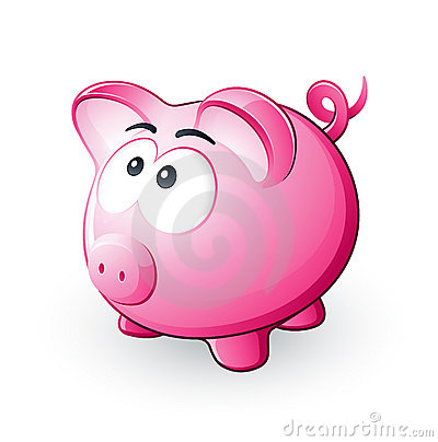 Free Piggy Bank Stock Images - 9309814