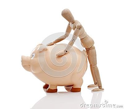 Piggy Bank Financial Management