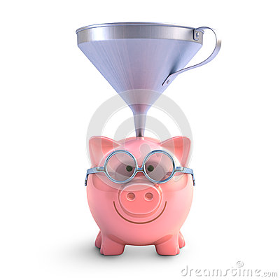 Piggy Bank Funnel