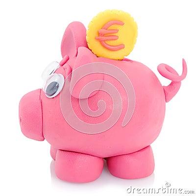 Piggy bank model