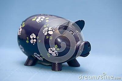 Piggy bank money box