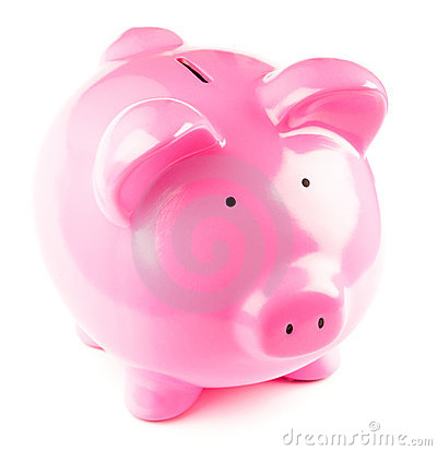 Piggy bank / moneybox