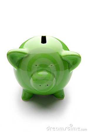 Free Piggy Bank Or Money-box Royalty Free Stock Photography - 1310907