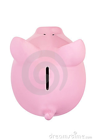 Piggy Bank (with Path)