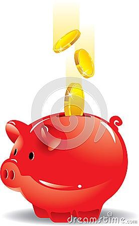 Piggy Bank - save your money