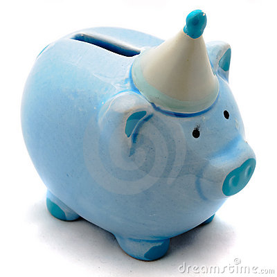 Free Piggy Bank Saving Money No.12 Stock Photos - 17207293