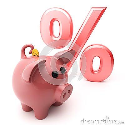 Piggy pig and discounts