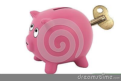 Piggy Querneigung des Uhrwerks