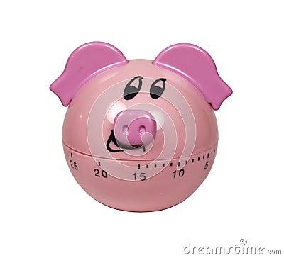 Piggy Timer