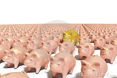 Piggybank array