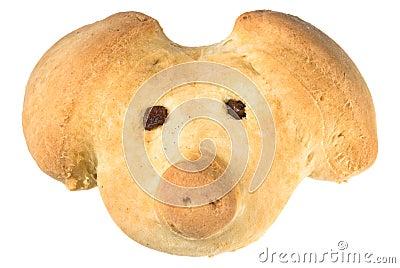 Piglet cookie
