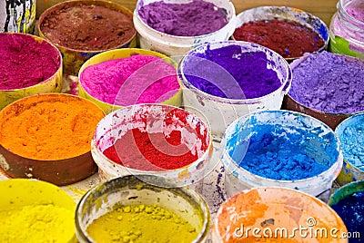Pigmet colors