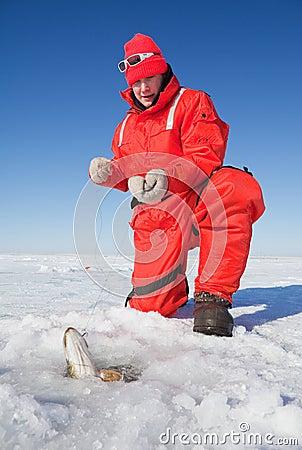 Free Pike Fishing Stock Photography - 12964562