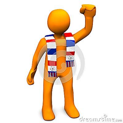 Piłki nożnej Fan