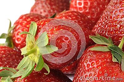 Fresas maduras
