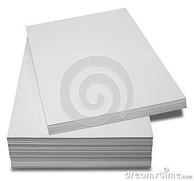 Pila de papel