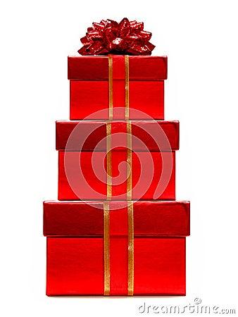Pila di regali