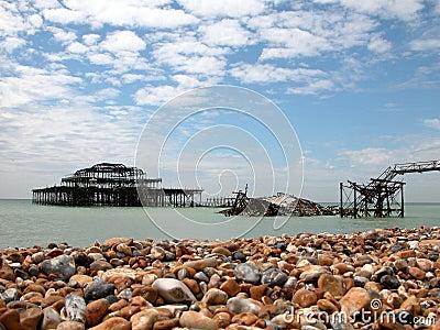 Pilastro ad ovest di Brighton