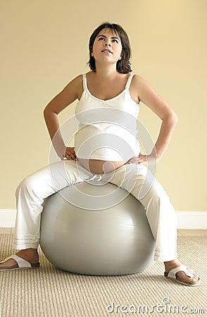 Pilates voor zwangerschap