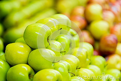 Pile of apples