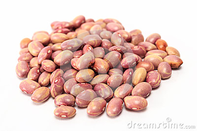 Pile of beans