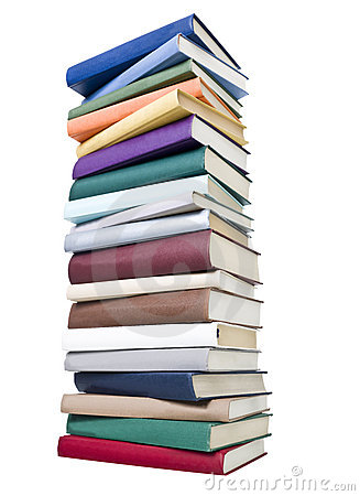 Pile Of Books Royalty Free Stock Photography - Image: 16923177