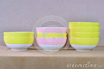 Pile bowl