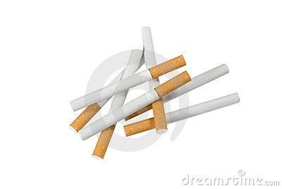 Pile Of Cigaretts, Anti Smoking