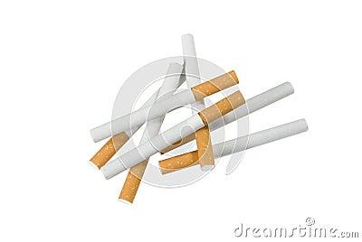 Pile Of Cigaretts, Anti Smoking