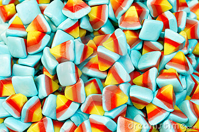 Pile of colorful sweets