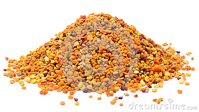 Pile de pollen