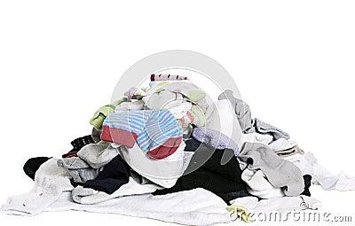 Pile des chaussettes