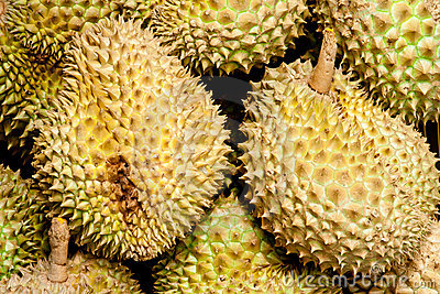 Pile of Durians