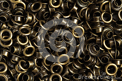 Pile of eyelet