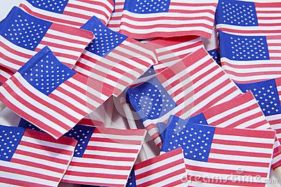 Pile of Flags