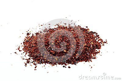 Pile of Hot Red Chilli pepper