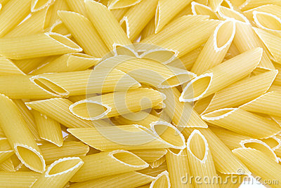 Pile of macaroni