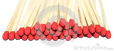 Pile of Match