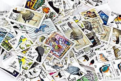 Irish stamps