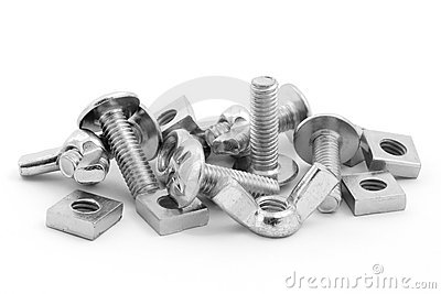 [Image: pile-nuts-bolts-over-white-18941645.jpg]