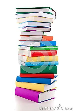 Free Pile Of Books Stock Photos - 15961913