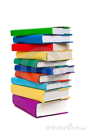Free Pile Of Books Stock Photo - 15961960