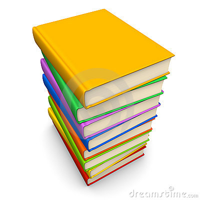 Free Pile Of Books Stock Images - 21173964