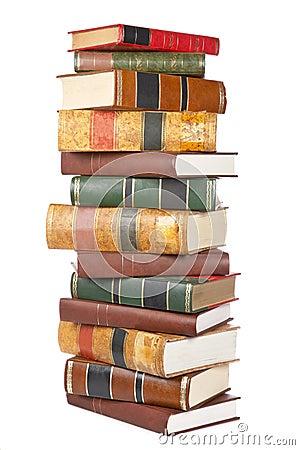 Free Pile Of Books Royalty Free Stock Photos - 9357968