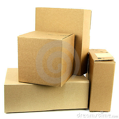 Free Pile Of Boxes Iii Royalty Free Stock Photos - 153088