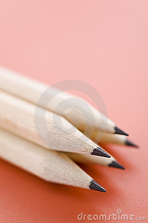 Free Pile Of Pencils Stock Images - 4212344