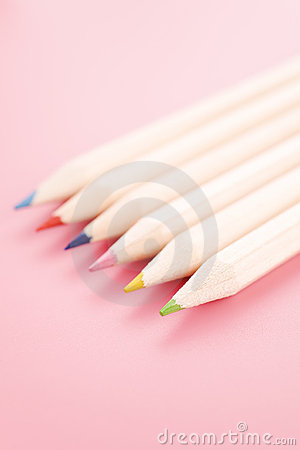 Free Pile Of Pencils Stock Photo - 4278600